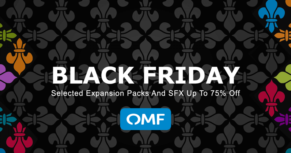 OMF Black Friday Social