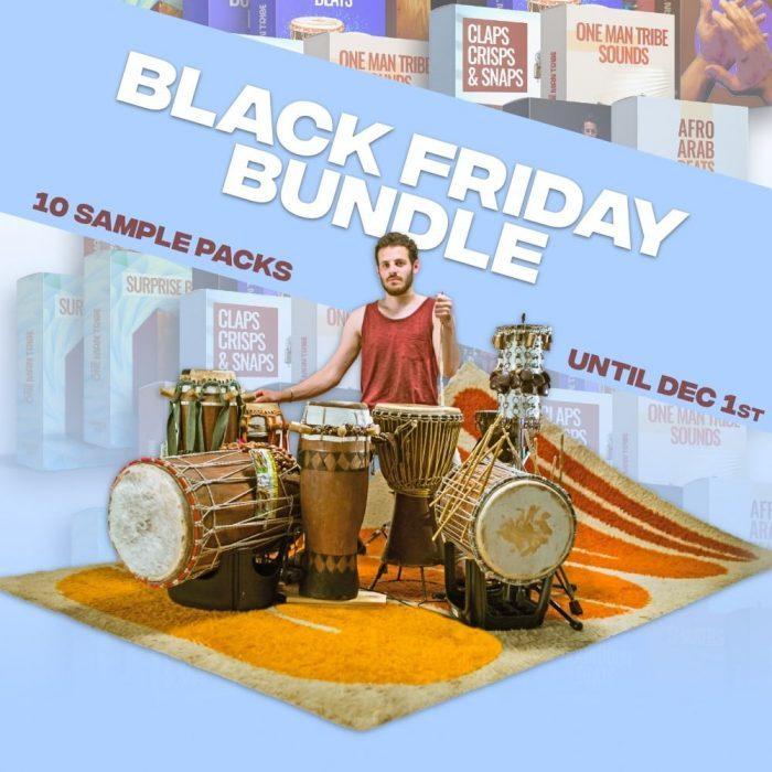 One Man Tribe Black Friday Bundle Ben