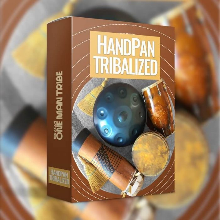 One Man Tribe HandPan Tribalized