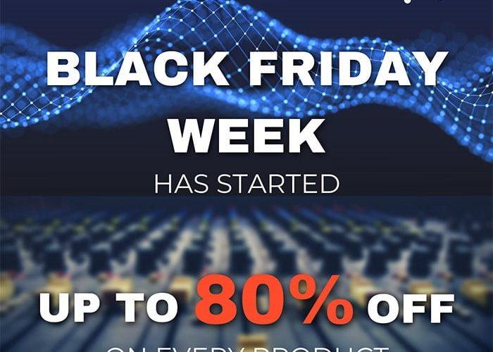 Overloud Black Week