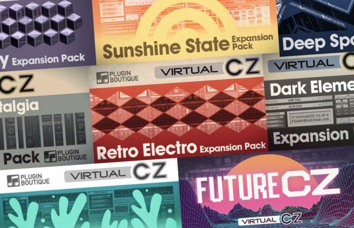 PIB VirtualCZ Expansions