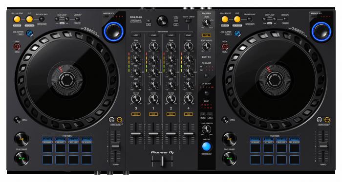 Pioneer DJ DDJ FLX6 top
