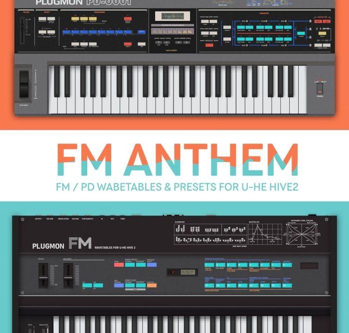 Plugmon FM Anthem for Hive 2