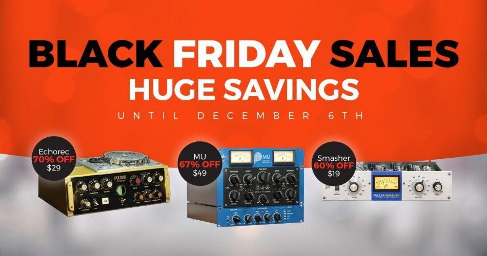 Pulsar Audio Black Friday Sale