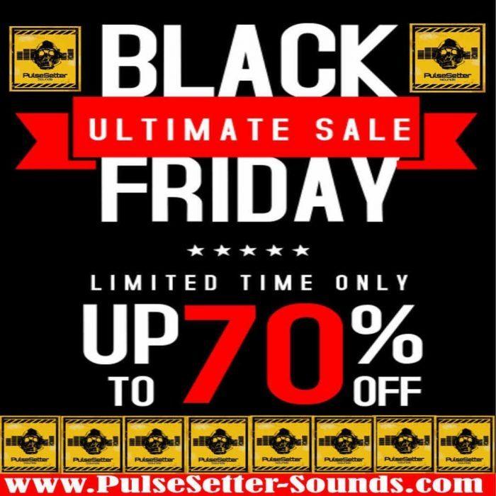 PulseSetter Sounds Black Friday
