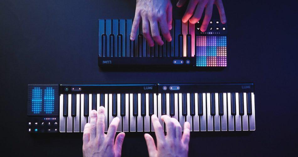 ROLI LUMI Keys Studio Edition feat