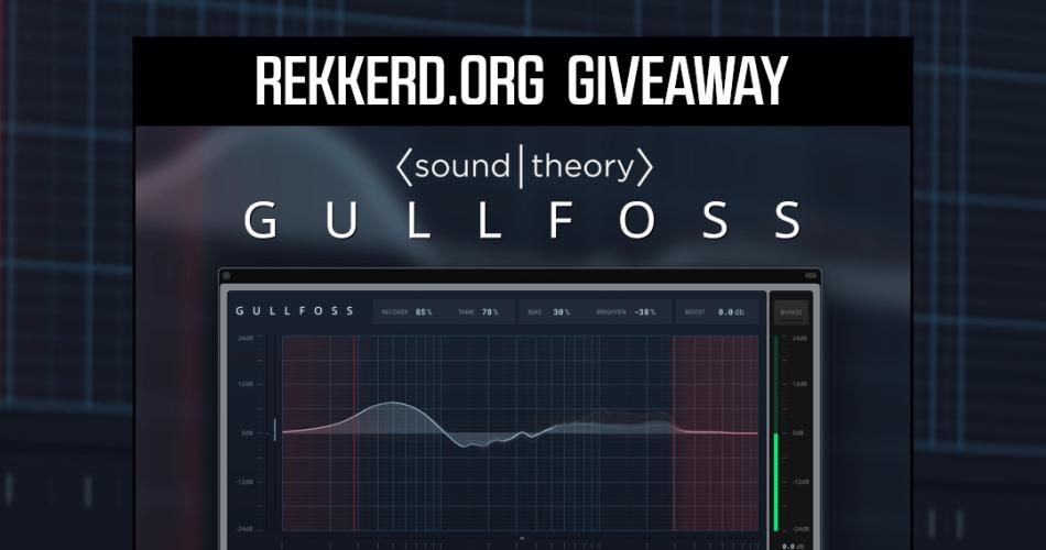 Rekkerd Gulffoss Giveaway
