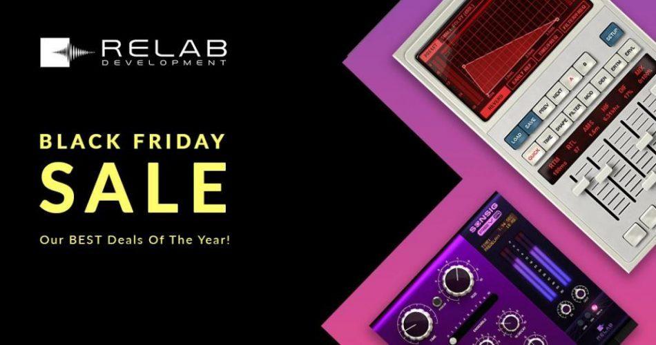 Relab Black Friday Sale