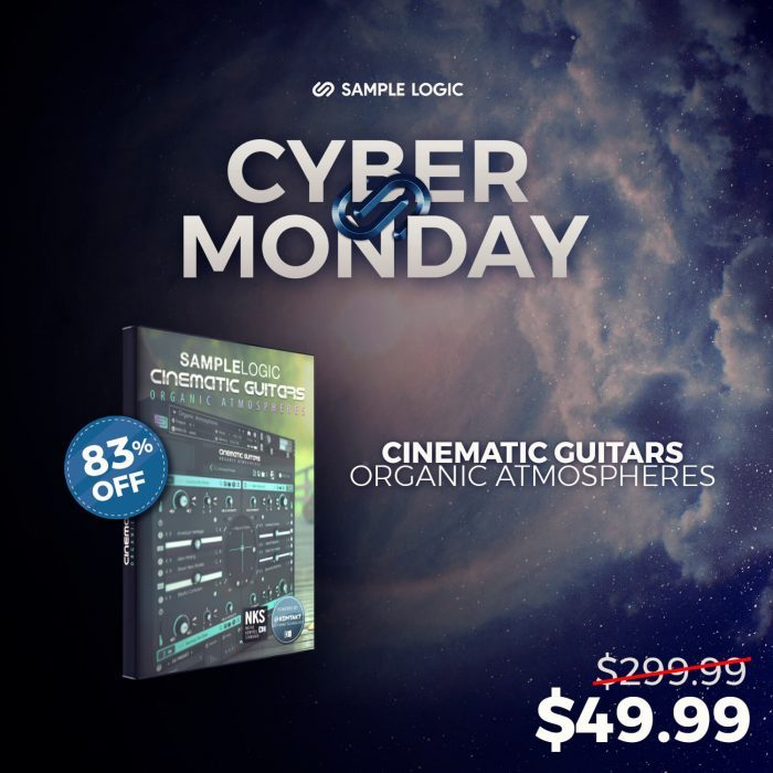SL Cinematic Guitars Organic Atmospheres sale