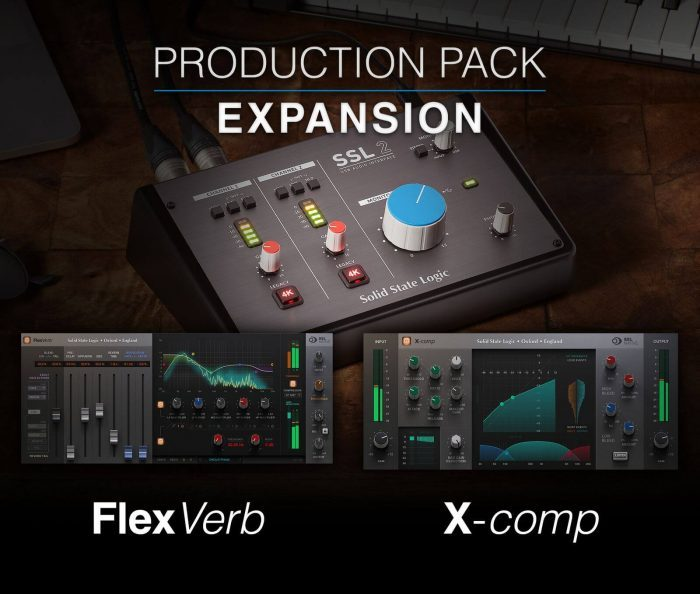 SSL Production Pack Expansion