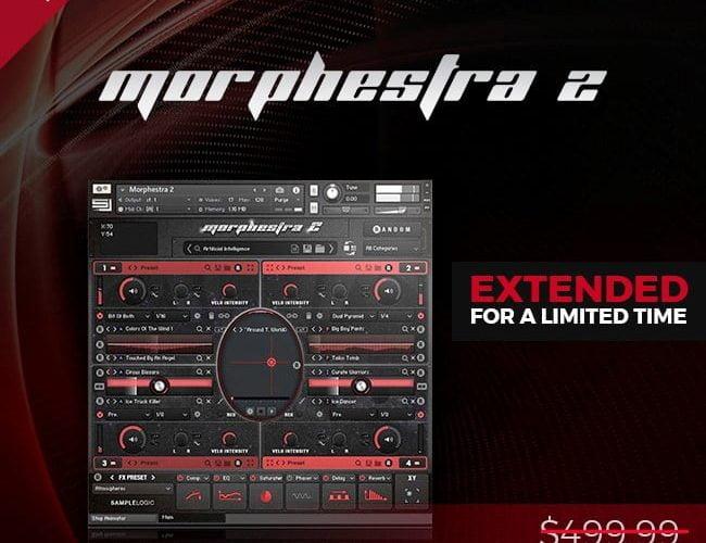 Sample Logic Morphestra 2 extended