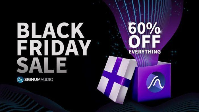 Signum Audio Black Friday Sale