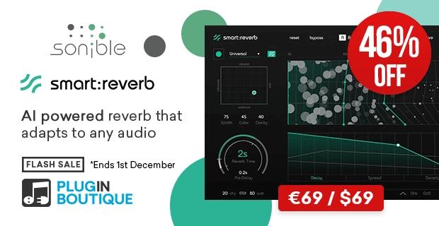 Sonible Smart Reverb Sale