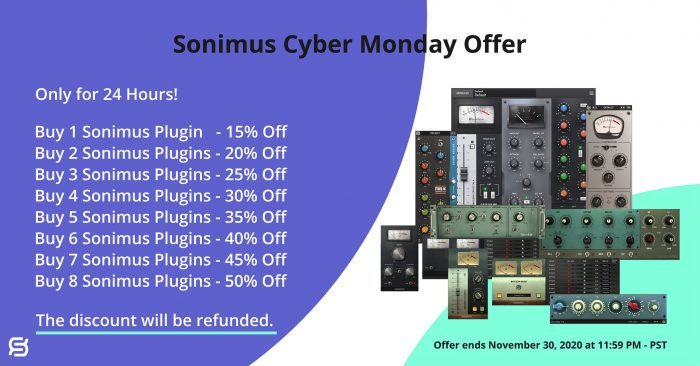 Sonimus Cyber Monday
