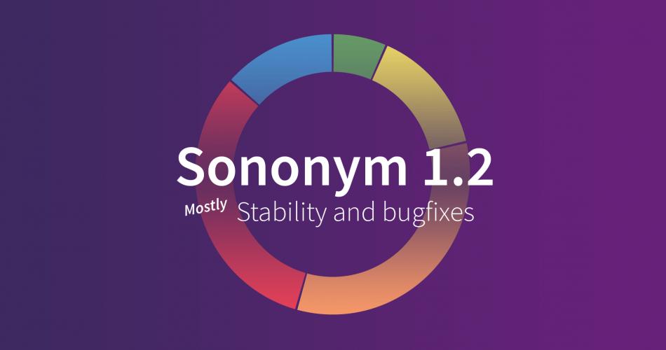 Sononym 1.2 update