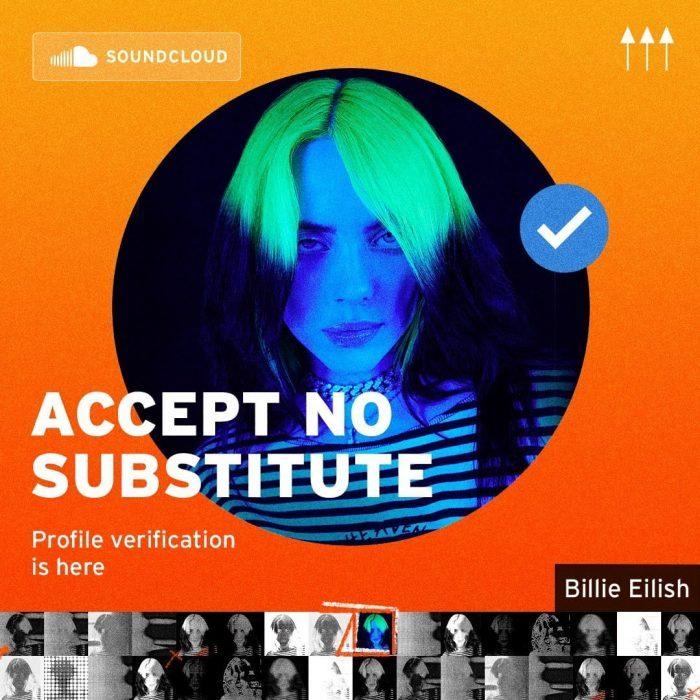 SoundCloud profile verification