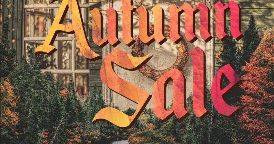 Soundiron Autumn Sale