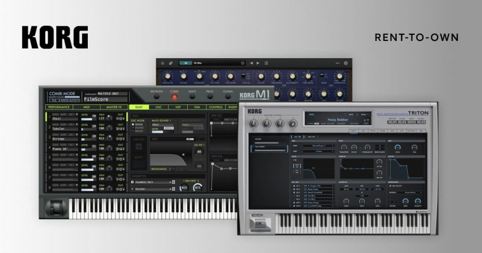 Splice Korg Collection 2