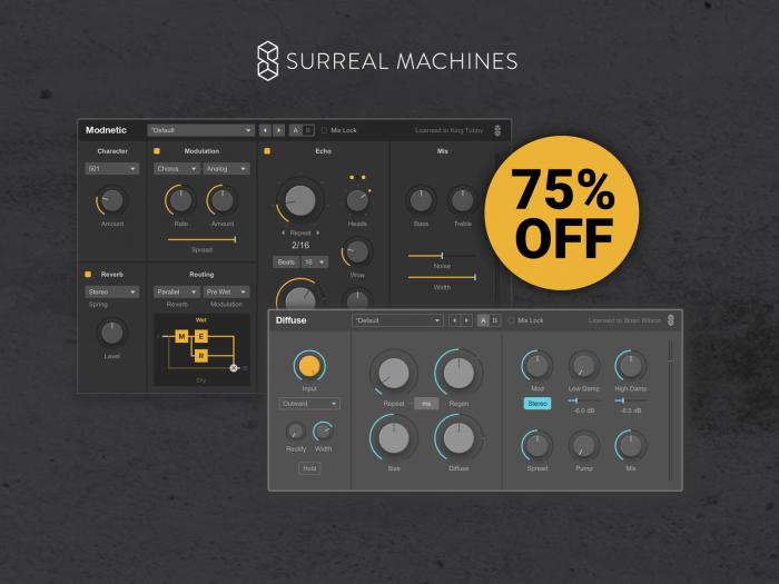 Surreal Machines Dub Machines Sale