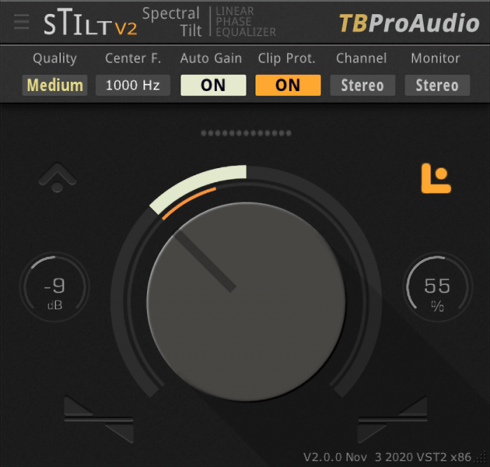 TBProAudio sTilt 2