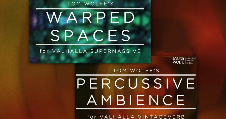 Tom Wolfe Valhalla DSP Packs