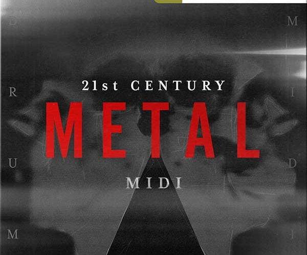 Toontrack 21st Century Metal MIDI