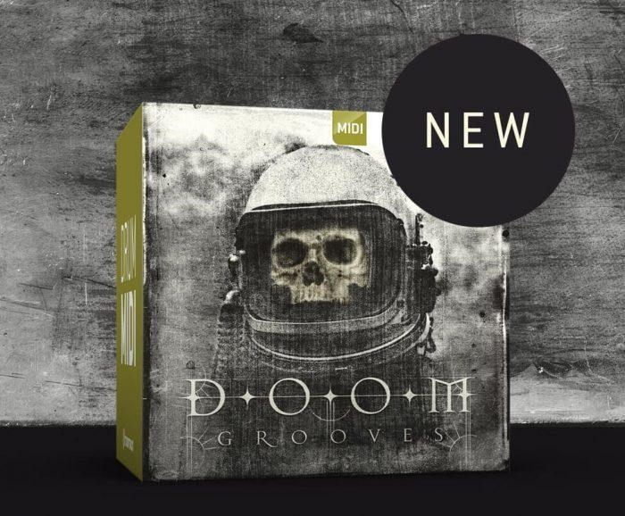 Toontrack Doom Grooves MIDI