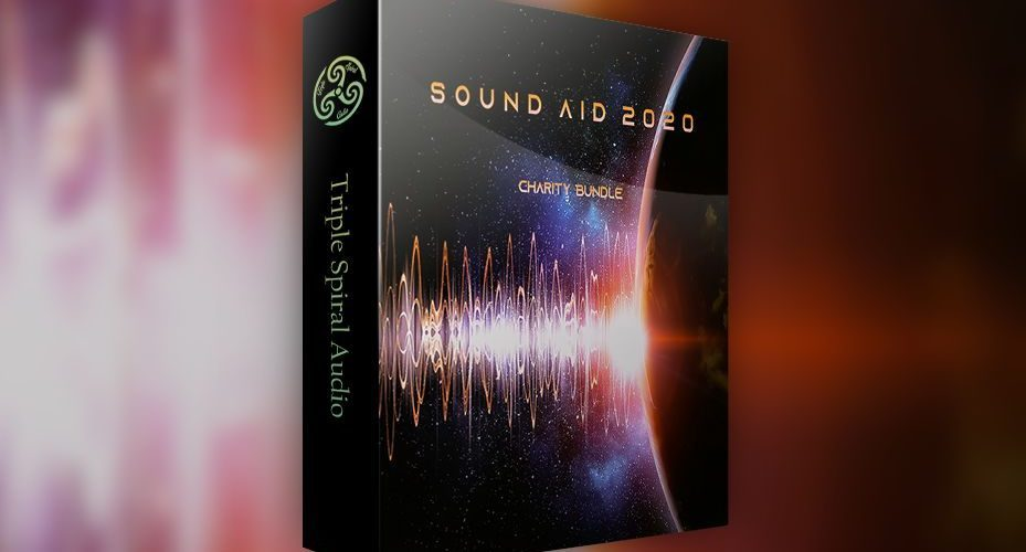 Triple Spiral Audio Sound Aid 2020