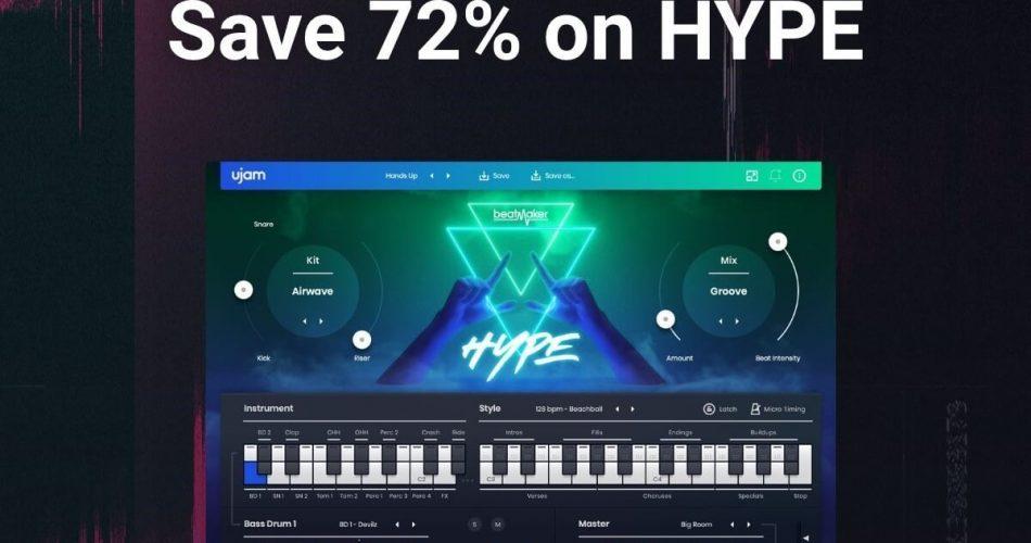 UJAM Hype Sale