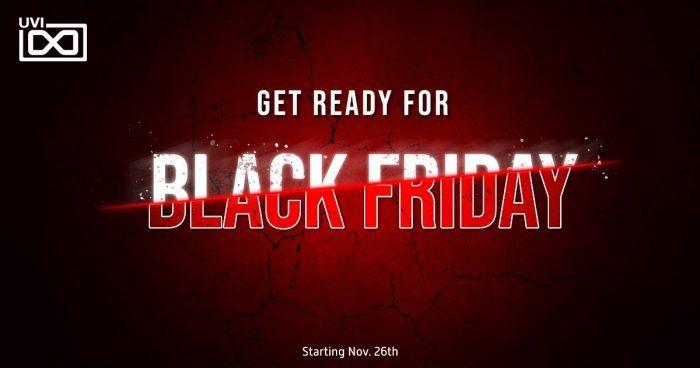 UVI Black Friday 20202