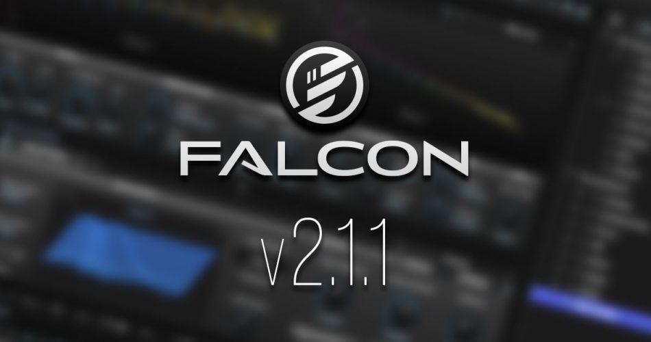 UVI Falcon 211