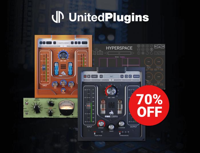 United Plugins Sale 70 OFF