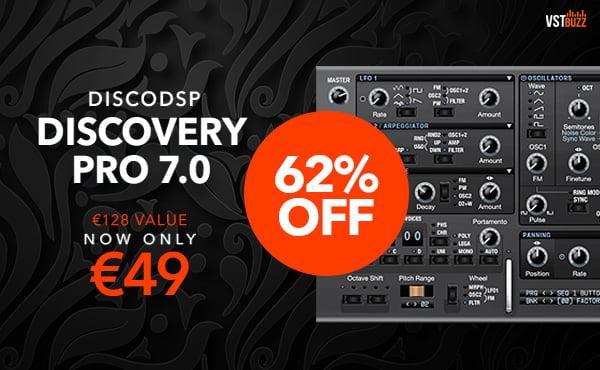 VST Buzz Discovery Pro 49 EUR