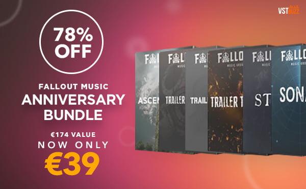 VST Buzz Fallout Music Anniversary Bundle