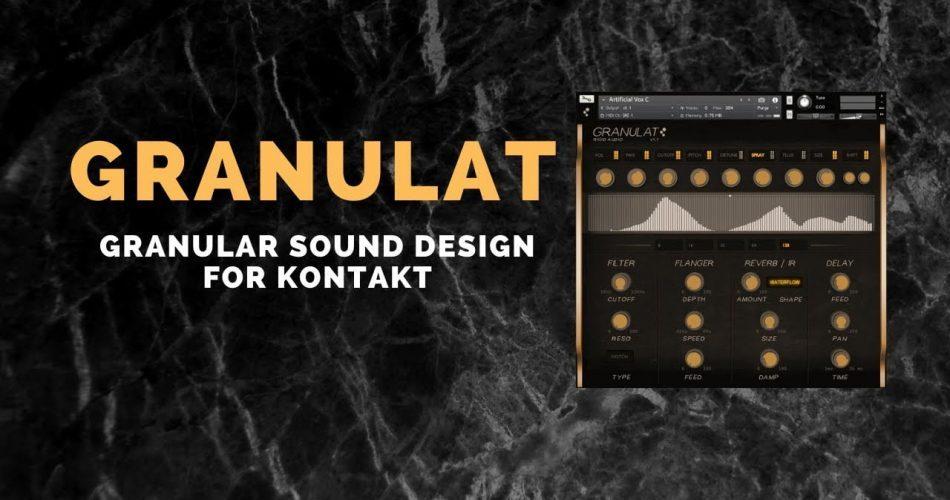 VST Buzz Rigid Audio Granulat