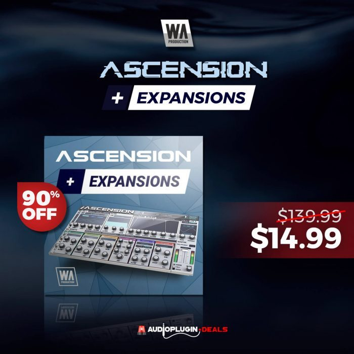 WA Ascension and Expansions 90 OFF