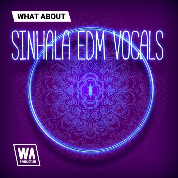 WA Production Sinhala EDM Vocals