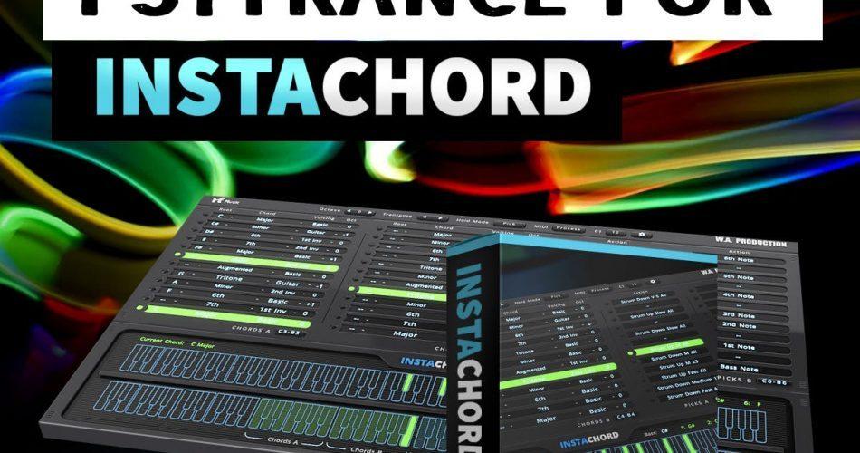 WA Psytrance for Instachord