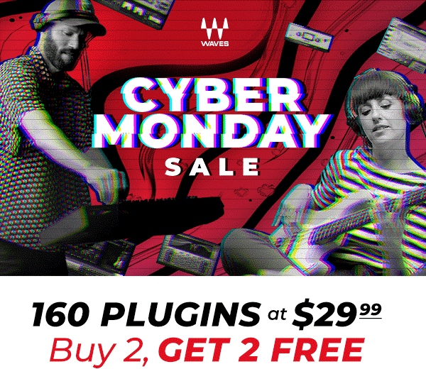 Waves Cyber Monday