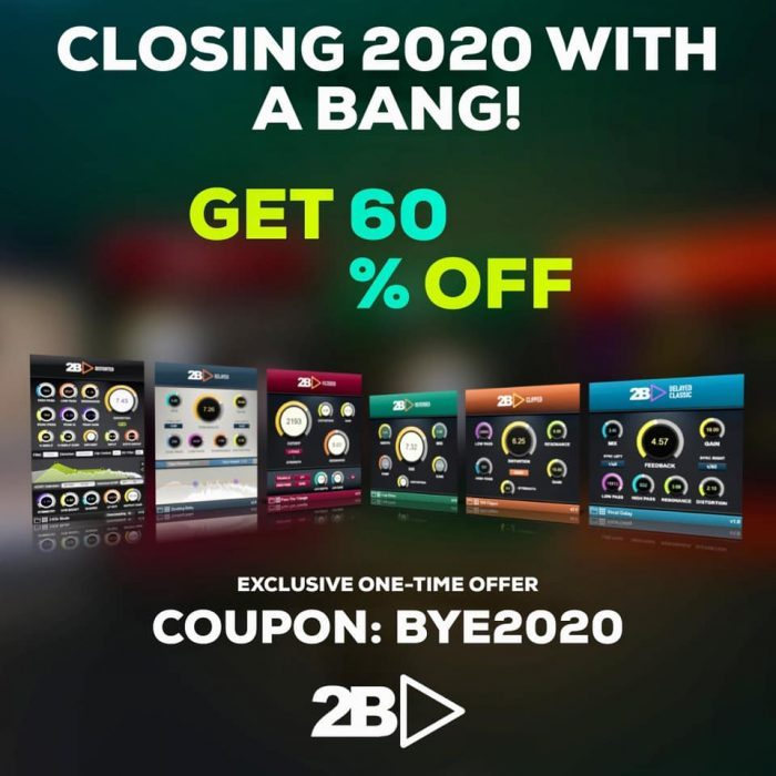 2B Played Closing 2020 with a Bang