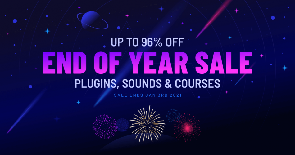 ADSR End of Year Sale