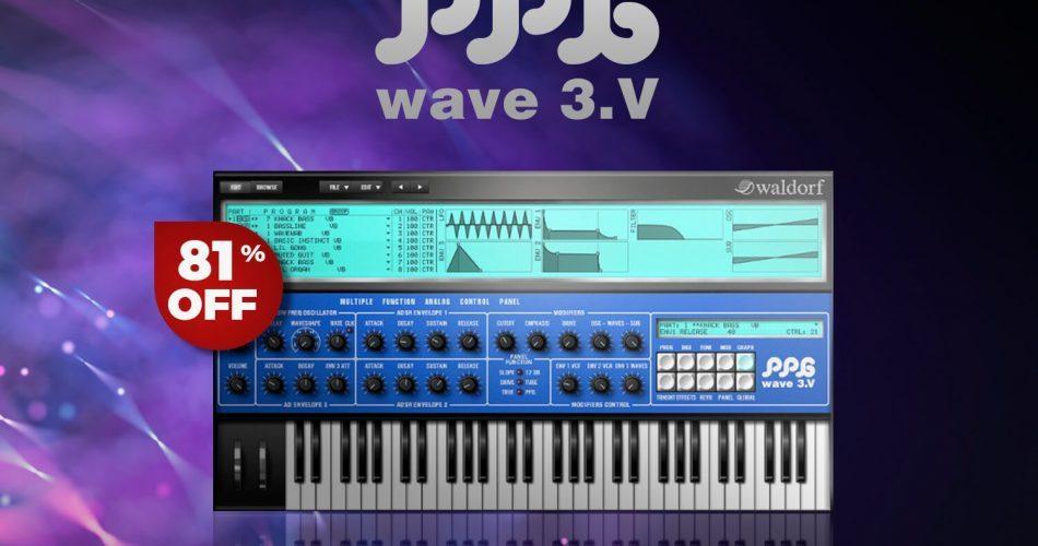 APD Waldorf PPG Wave 3V