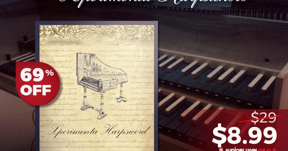 APD Xperimenta Harpsichord