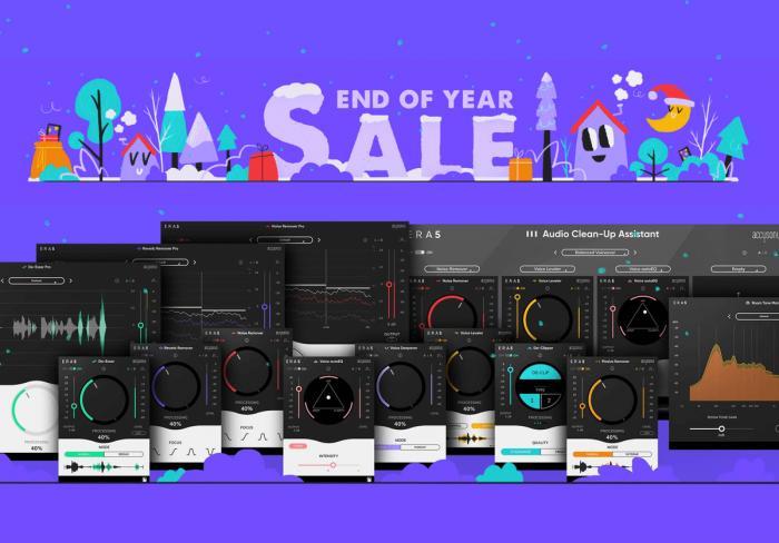 Accusonus End of Year Sale