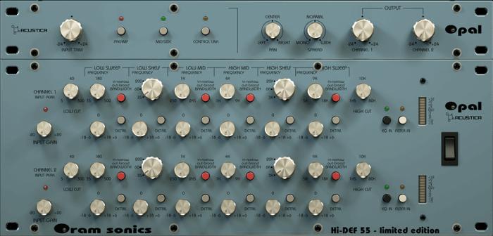 Acusica Audio Opal