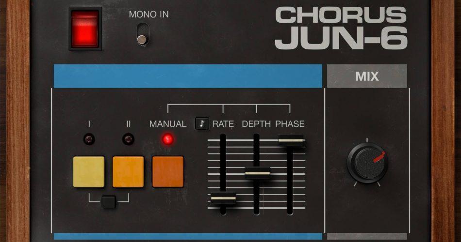 Arturia Chorus JUN 6