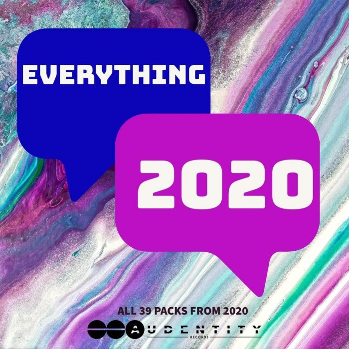Audentity Records Everything 2020