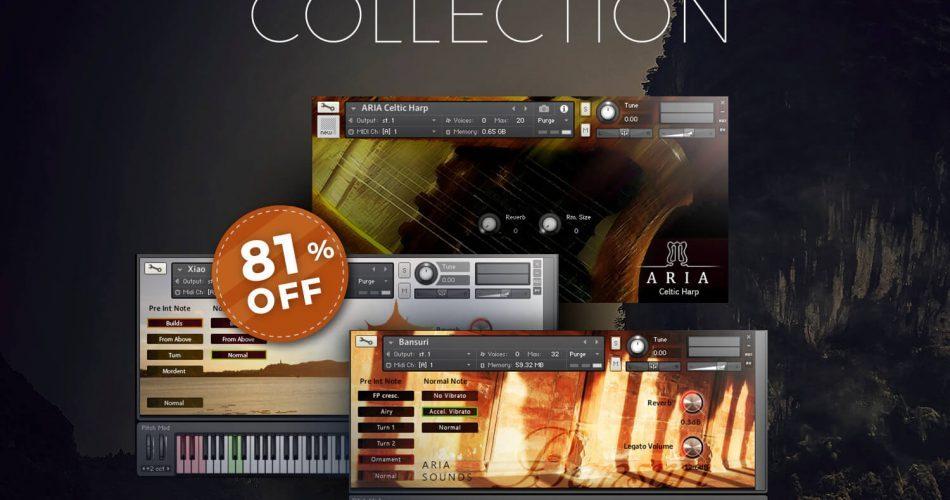 Audio Plugin Deals Ethnic World Collection