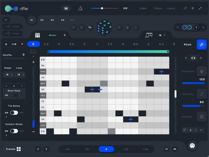 Audiomodern Riffer 3