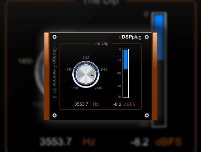DSPplug Presence